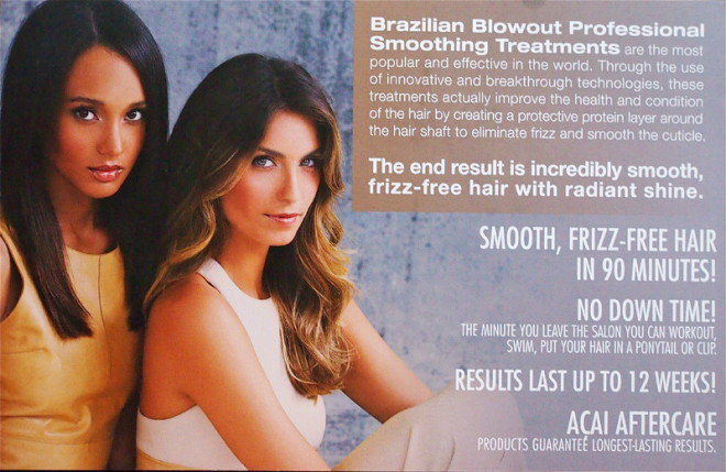 Get ready for spring! If your hair is frizzy, dry and lost it's shine , get Brazilian Blowout -voted the best professional smoothing treatment!